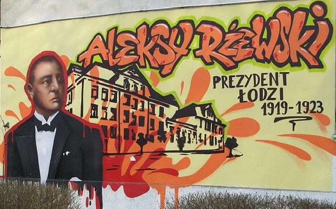 Mural Aleksy Rżewski