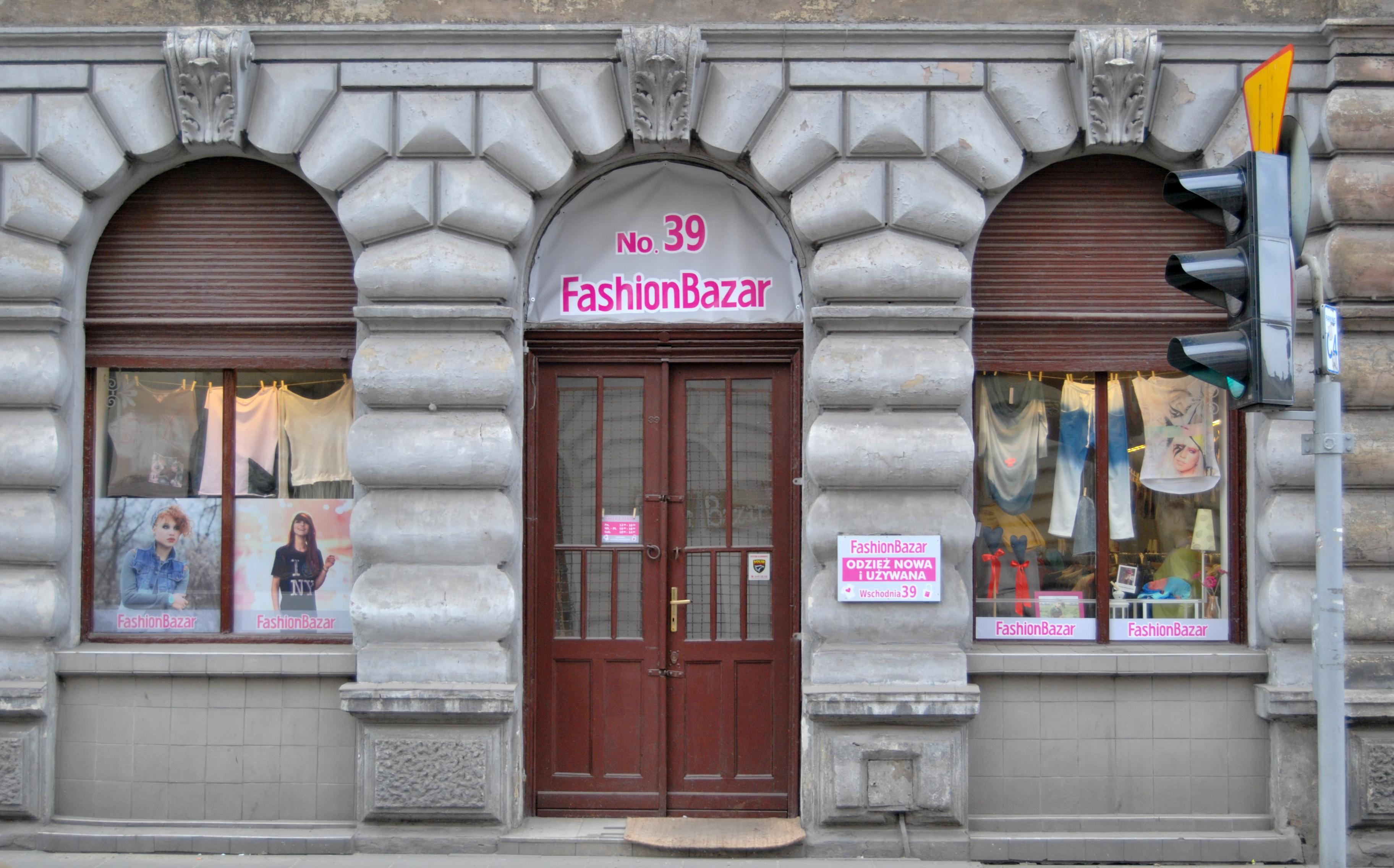Fashion Market, sklep na ul. Wschodniej