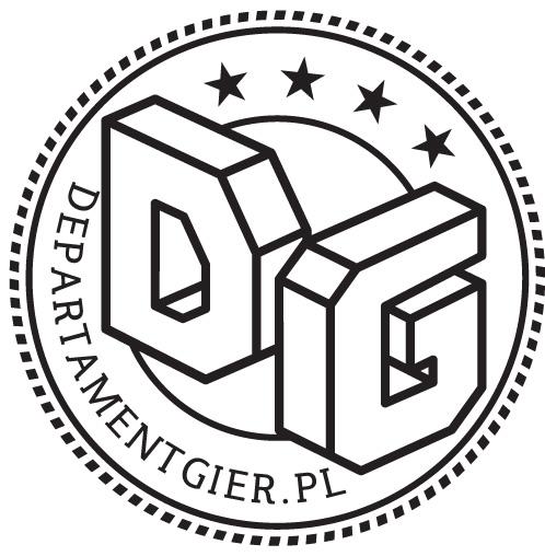 Departament Gier - pieczęć