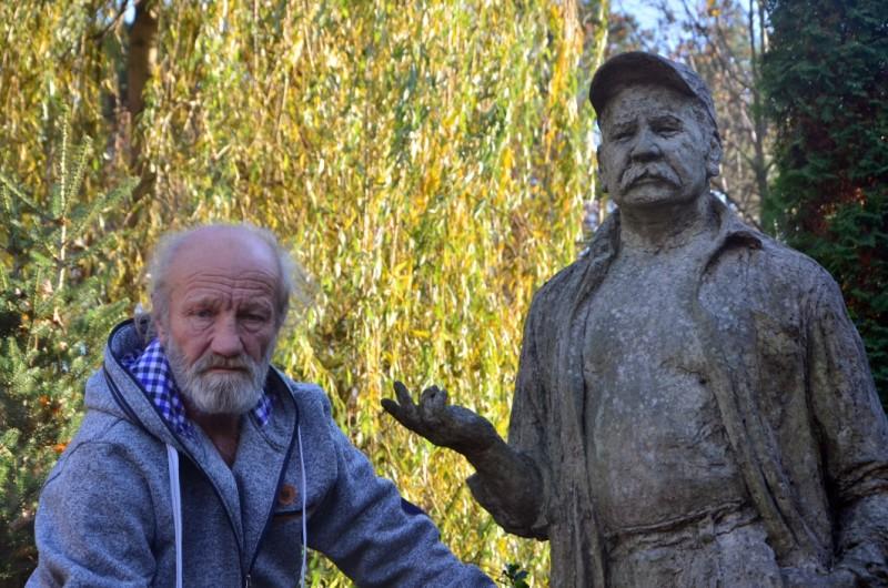 Marek Skrzymowski. Fot. Zbigniew Januszek