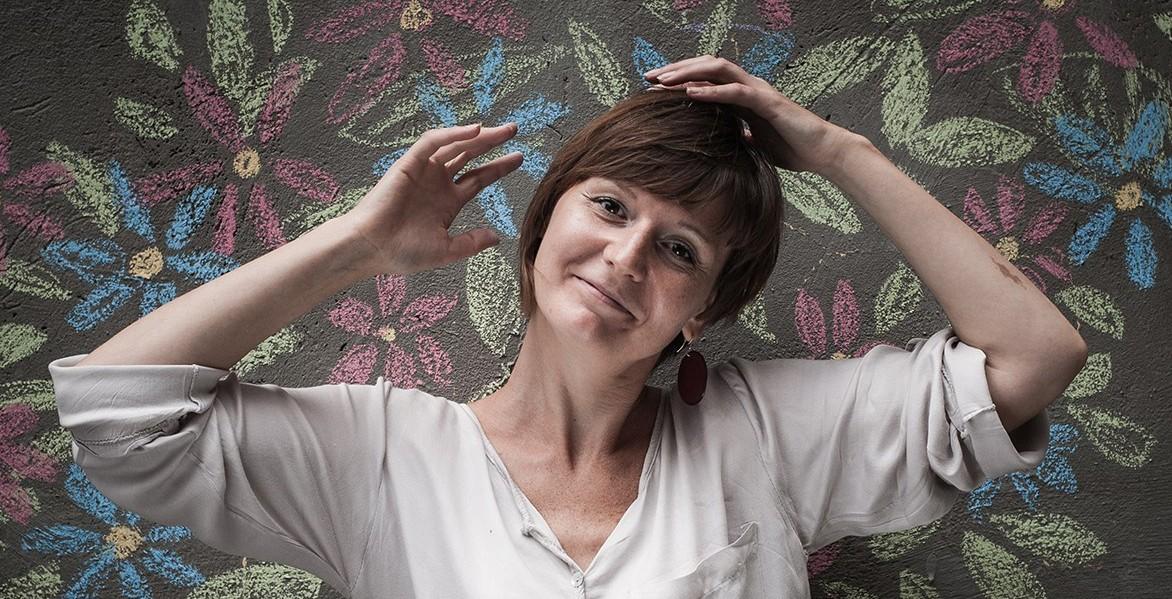 Aleksandra Dulas, redaktorka naczelna