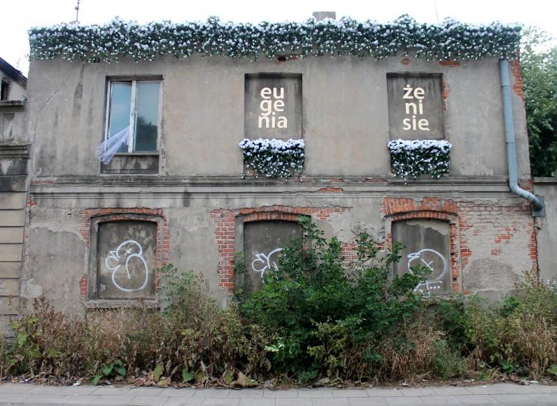 Ul. Drukarska. Fot. Z archiwum Centrum Dialogu