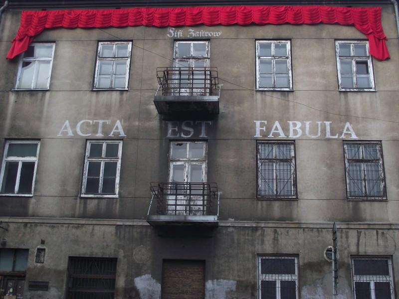 Ul. Jaracza 34. Fot. Z archiwum Anki Leśniak