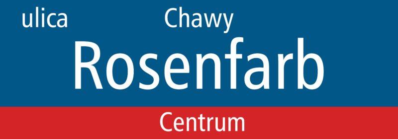 Ulica Chawy Rosenfarb