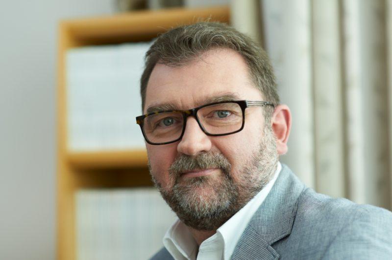 Andrzej Ritmann. Fot. Archiwum łódzkiej Izby Komorniczej
