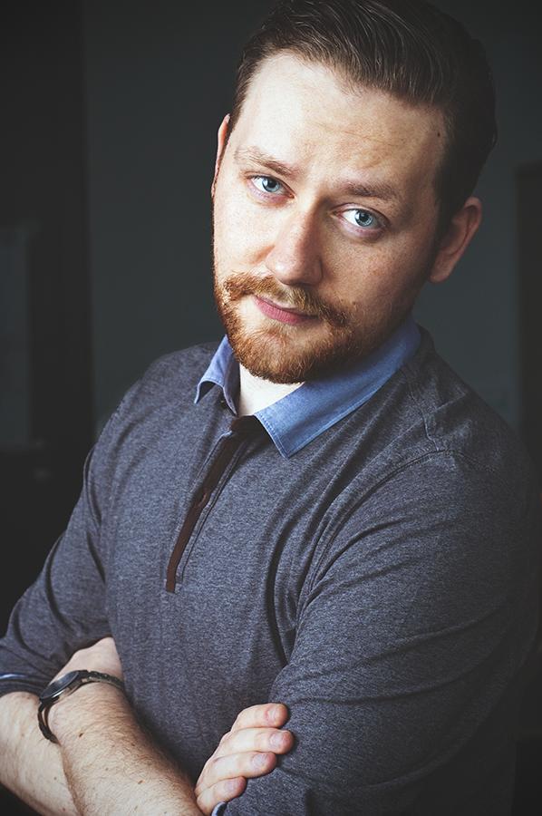 Marcin Giełzak. Fot. Adam Bęczkowski